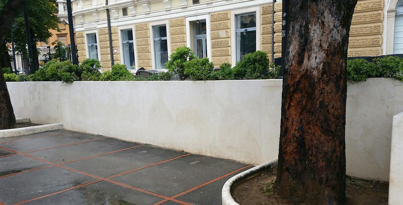 After-Uklanjanje grafita sa zida